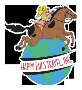 Happy Tails Travel logo