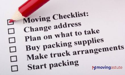 Moving Out of State Checklist