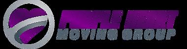 Purple Heart Moving Group logo