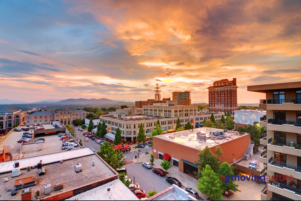 Moving to Asheville NC