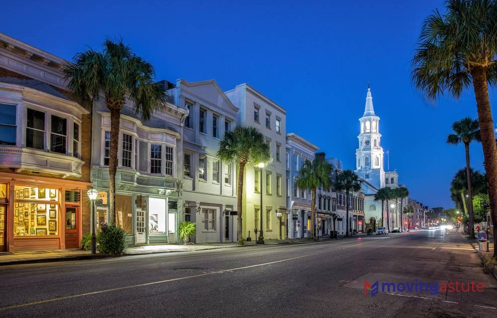 Moving to Charleston SC – Relocation Guide for 2021