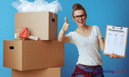Moving Checklist – Printable Home Relocation To-Do List