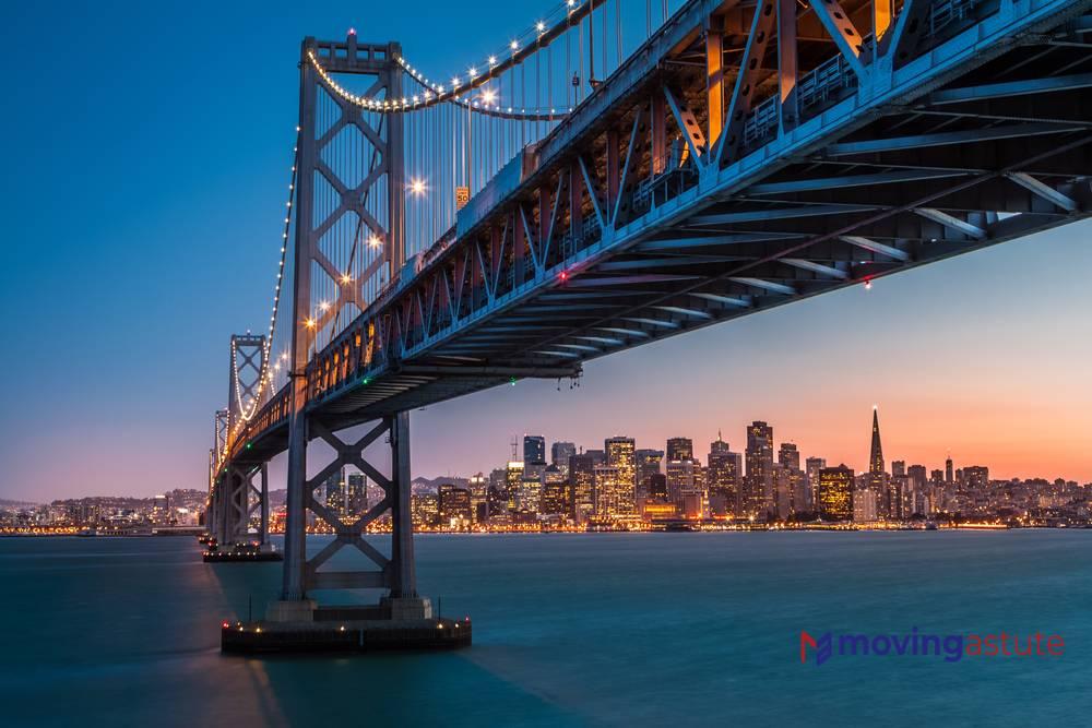 Moving to San Francisco