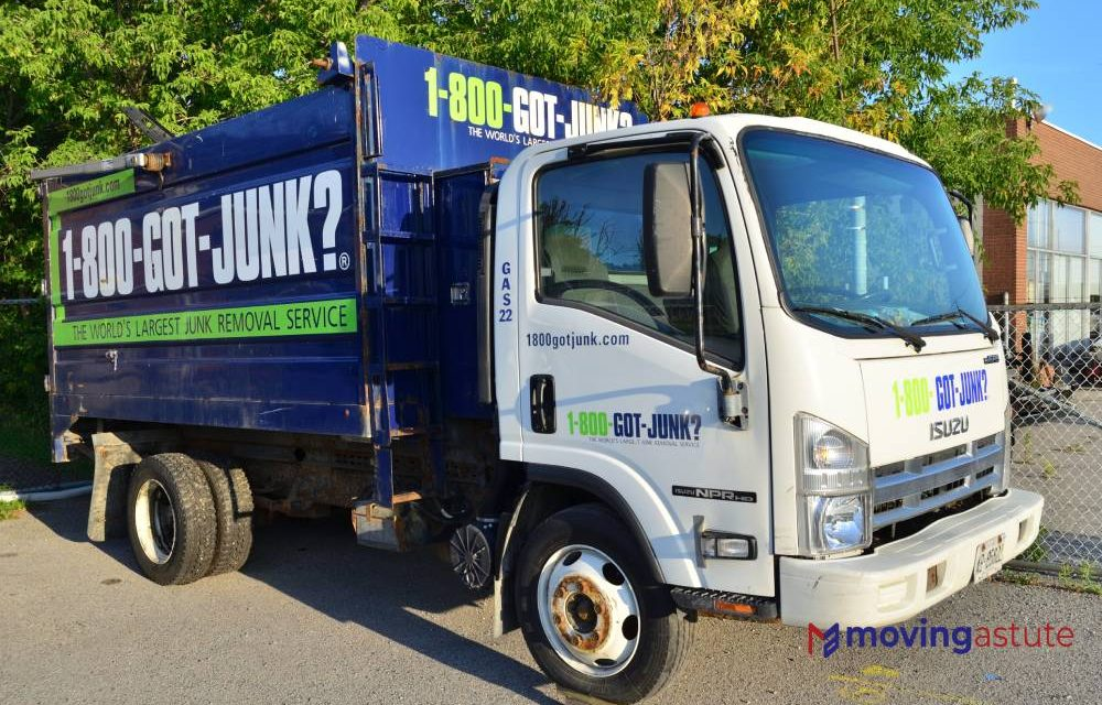 1-800-GOT-JUNK Review – 2021 Pricing and Services