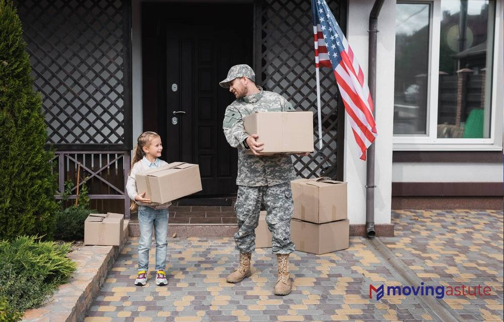 5 Best Moving Companies With Military Discounts for 2021