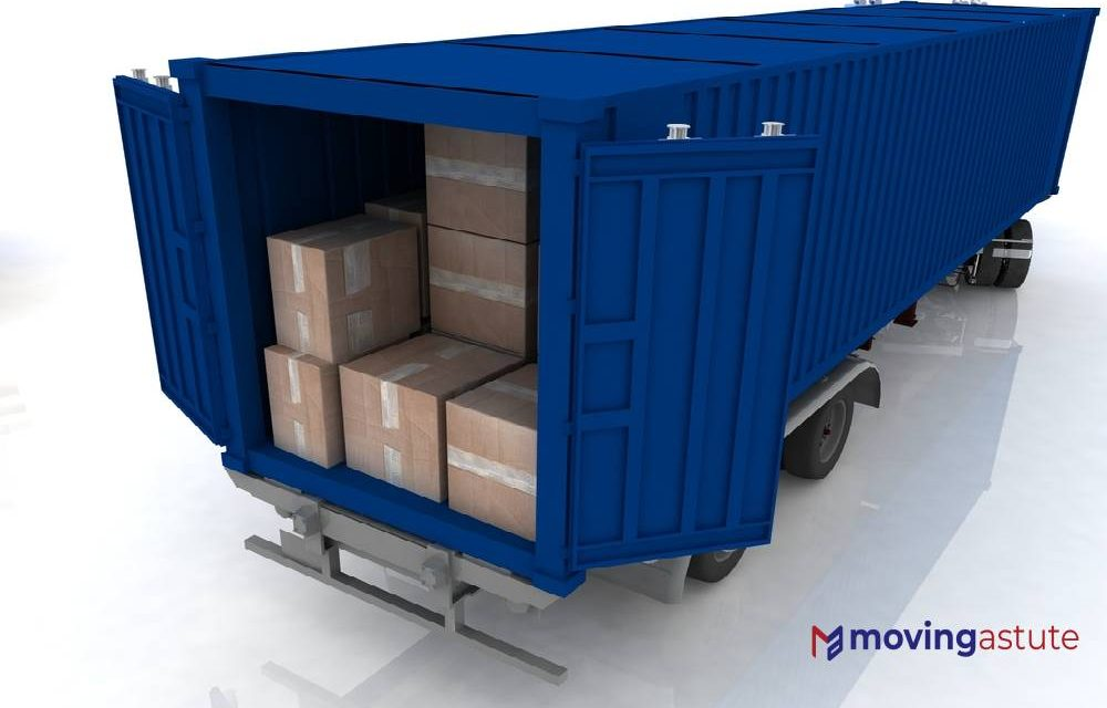 The Average Cost of Moving Containers