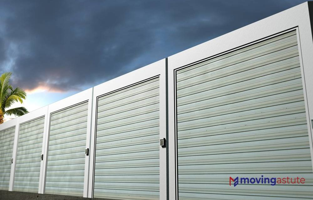 The Average Cost of Renting a Storage Unit