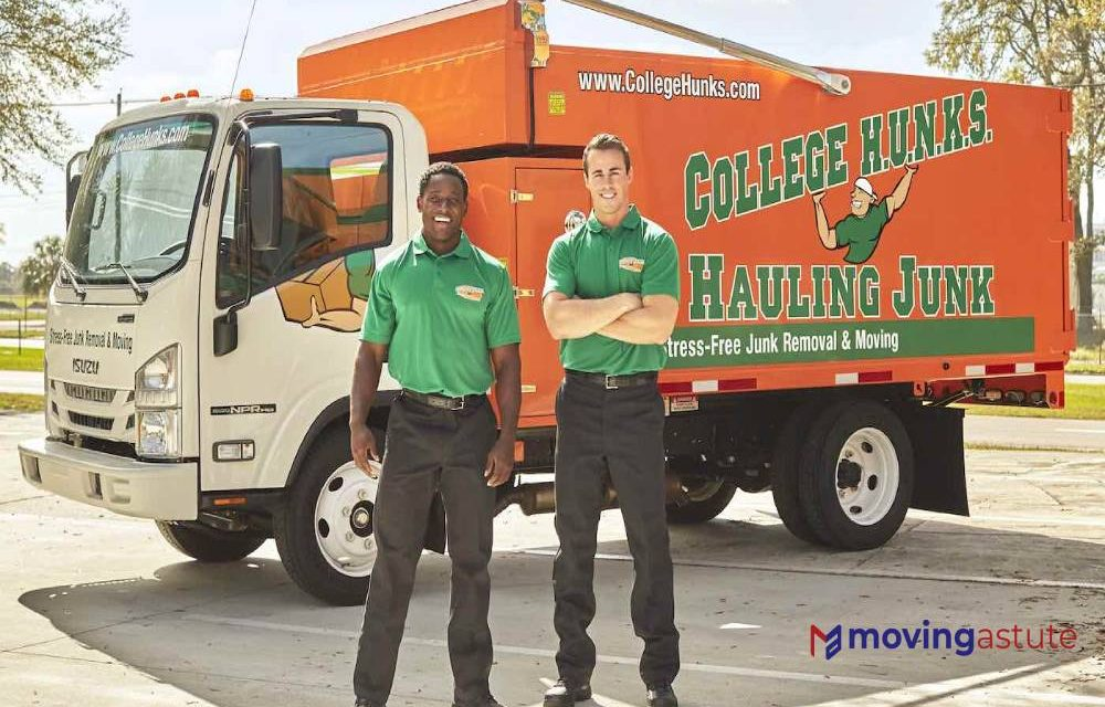 College Hunks Hauling Junk and Moving Review – 2021 Pricing and Services