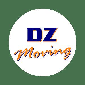 DZ Moving Logo
