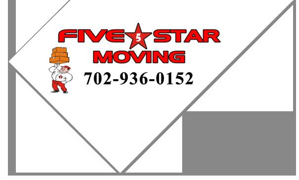 Five Star Moving logo