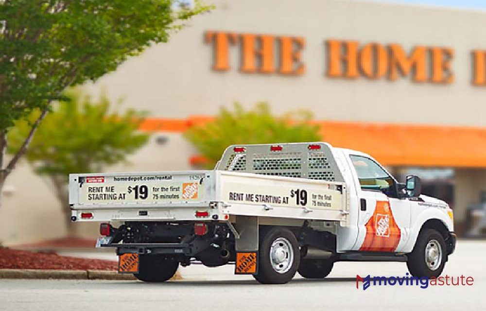 Home Depot Truck Rental Review – 2021 Pricing and Services