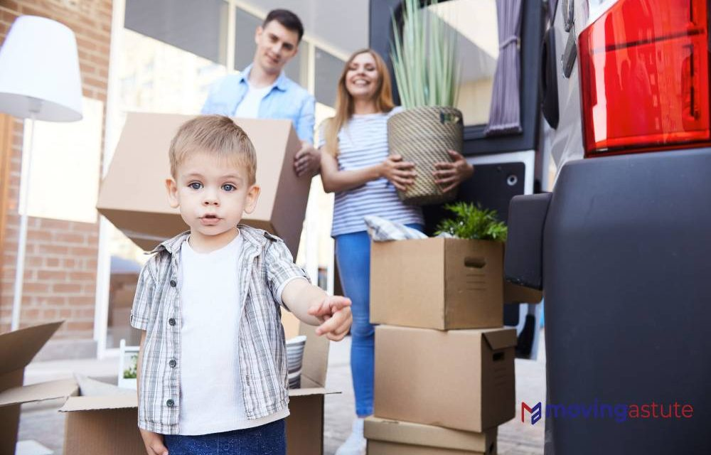 How to Pack and Load a Moving Truck?