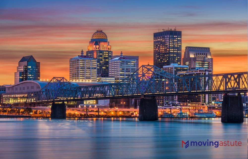 5 Best Moving Companies in Louisville KY for 2021