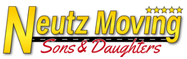 Neutz Sons and Daughters Moving Logo