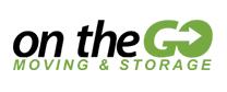 On the go moving & storage logo