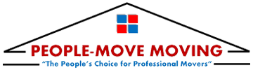 People Move Moving Logo