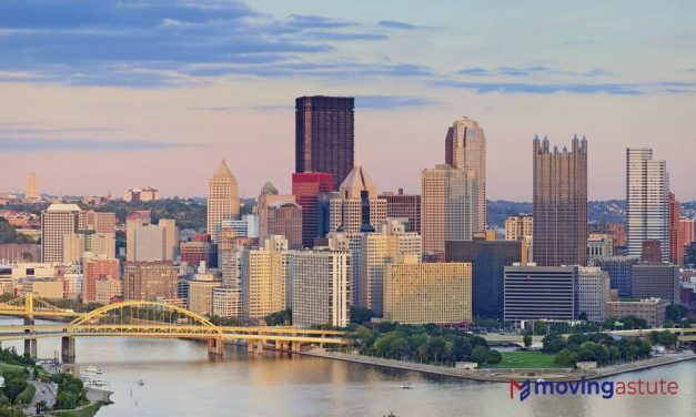 5 Best Moving Companies in Pittsburgh for 2021