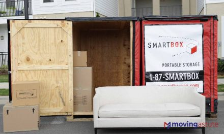 SMARTBOX Moving And Storage Review – 2021 Pricing and Services
