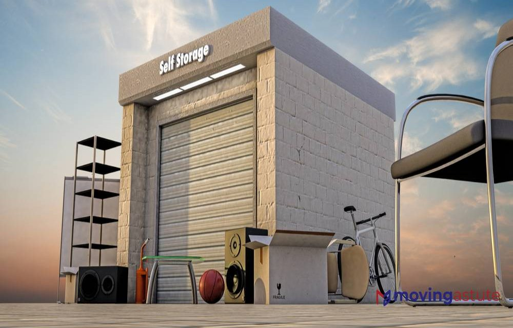 How to Estimate the Storage Unit Size You Need?
