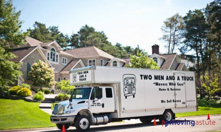 Two Men And A Truck Review – 2021 Pricing and Services