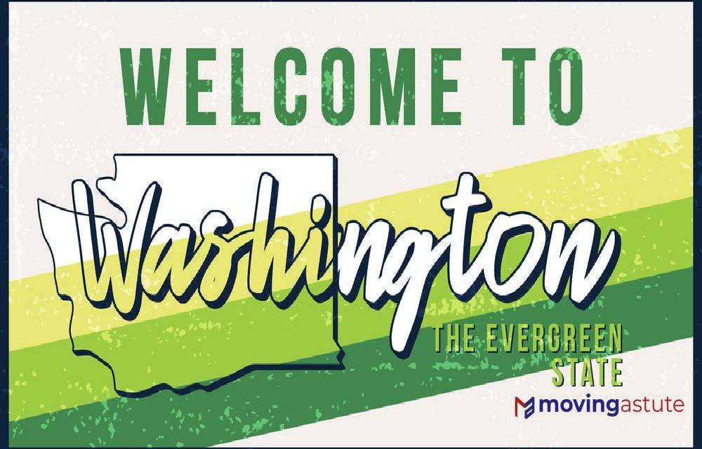 Washington DMV Change Of Address