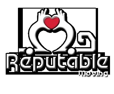Reputable Moving logo