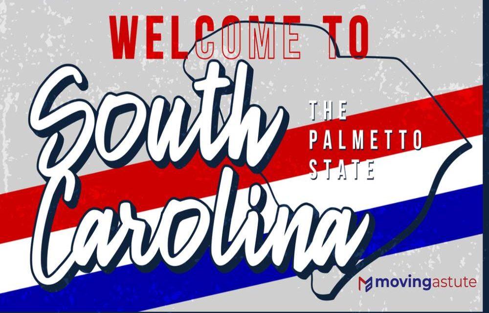 South Carolina DMV Change of Address