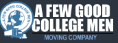 A Few Good College Men Movers logo