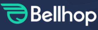 Bellhop Moving logo