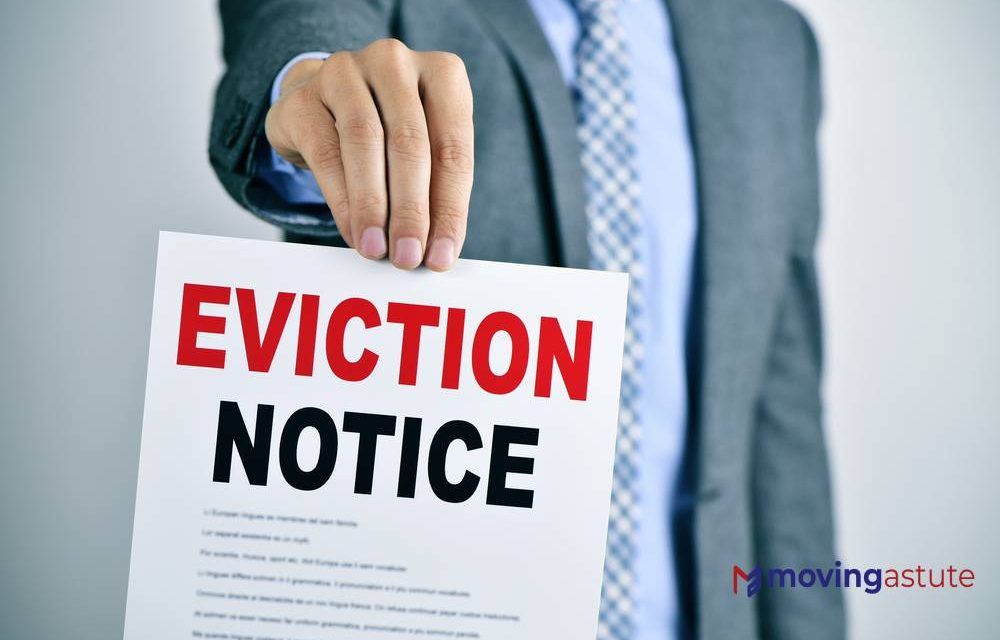 Got An Eviction Notice? Here's What You Should Do