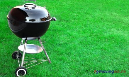 How To Move A Grill?