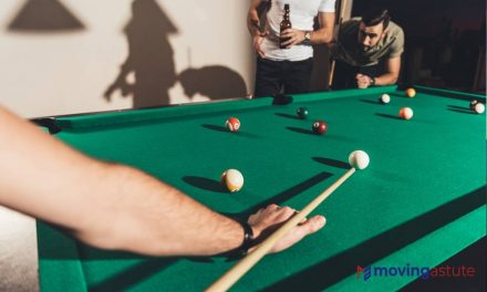 How To Move A Pool Table?