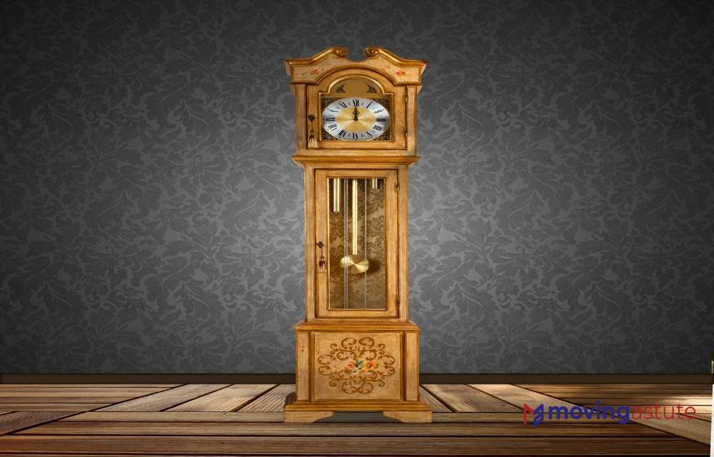 How To Move A Grandfather Clock?