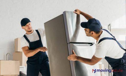 How To Move A Refrigerator?
