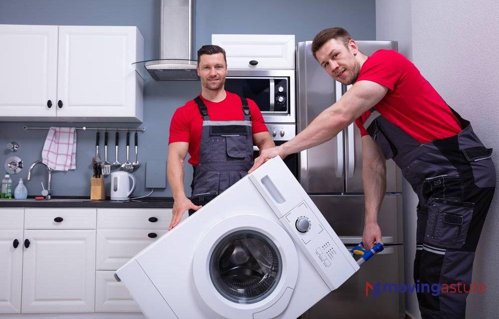 How To Move A Washing Machine