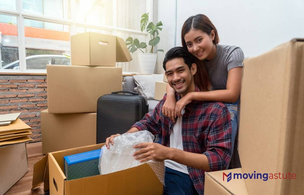 How To Pack Liquids For Moving