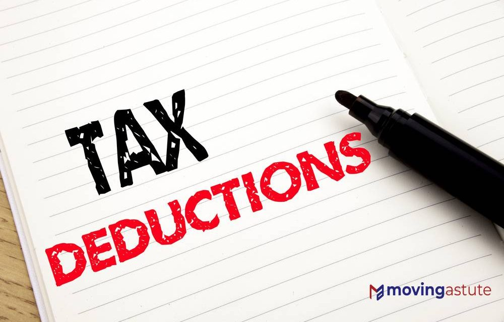 IRS Moving Expense Deductions – A Detailed Guide
